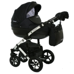 Carucior 3 in 1 Poema Black Ed. Limitata