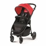 Carucior 3 in 1 pentru Copii Citylife Ruby cu Landou si Scaun Auto Privia Recaro