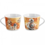 Ceasca portelan Star Wars 7 90ml  Lulabi 8339960