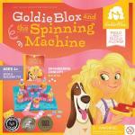 GoldieBlox - Inventii la feminin - Mecanisme