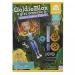 GoldieBlox - Inventii la feminin - Tiroliana