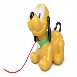 Jucarie de tras catelusul Pluto
