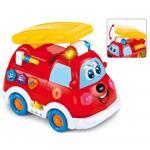 Jucarie interactiva Camionul Fire Rescue