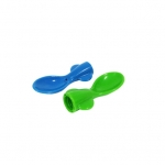 Lingurite pentru pungi de hrana 2buc./set Rotho babydesign
