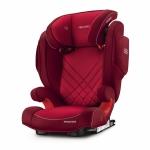 Scaun Auto pentru Copii cu Isofix Monza Nova 2 Indy Red