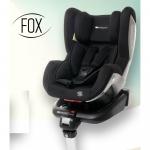 Scaun auto FOX Isofix 0-18kg. Black BooBoo Osann