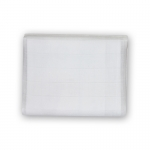 Scutec muselina din bumbac 90 x 90 cm white
