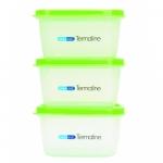 Set 3 recipiente hrana copii Termaline  BebeduE 80135