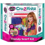 Set de Crosetat Ultimate Designer Cra-Z-Knitz Esarfa