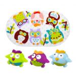 Set de baie Escabbo Birdy