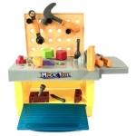 Trusa de scule cu accesorii pentru copii