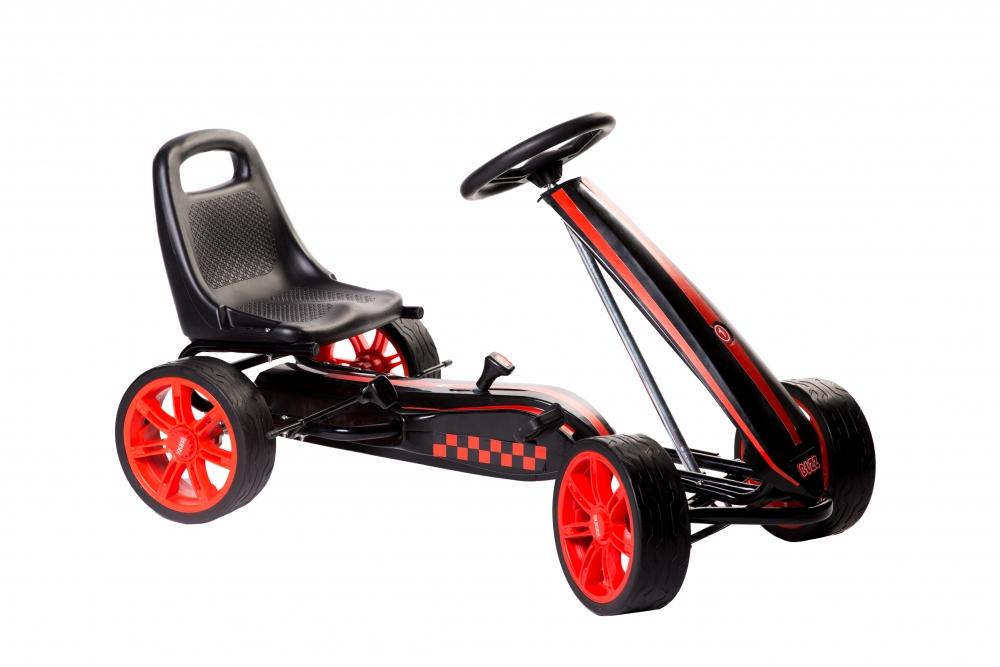 Kart cu pedale pentru copii Buzz