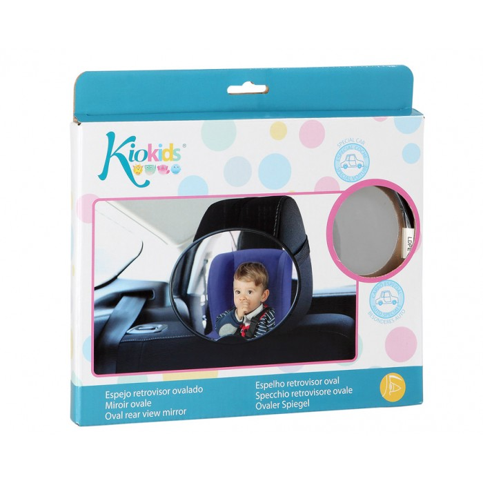 Oglinda retrovizoare ovala KioKids
