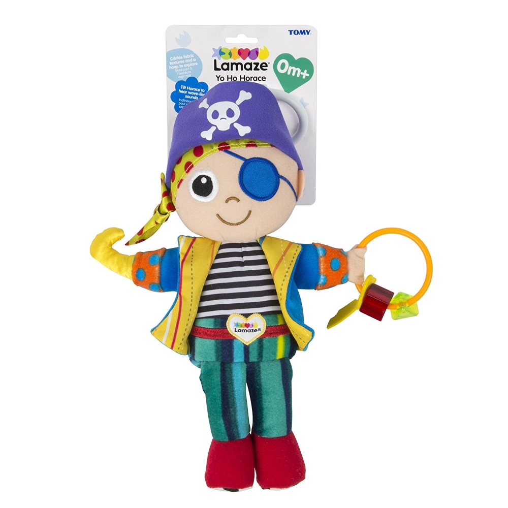 Play and Grow Yo Ho Horace Toy