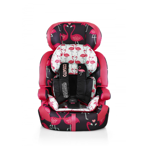 Scaun auto Cosatto Zoomi 123 Flamingo Fling ( 5 Plus )