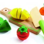 Fructe si legume de feliat Djeco