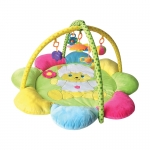 Saltea de activitate din plus Play Gym Sheep 80x80 cm
