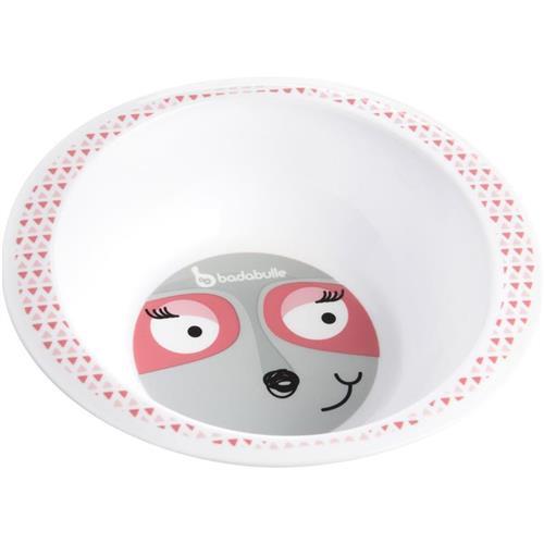 Bol pentru mancare Pink Racoon