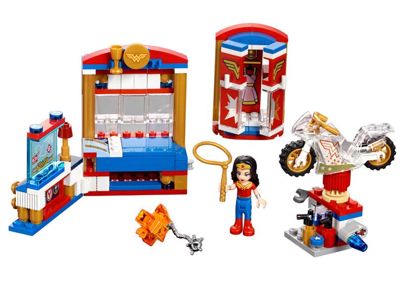 Dormitorul Lui Wonder Woman (41235)