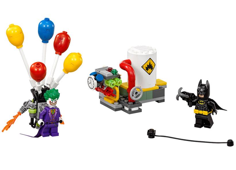 Evadarea Lui Joker Cu Balonul (70900)