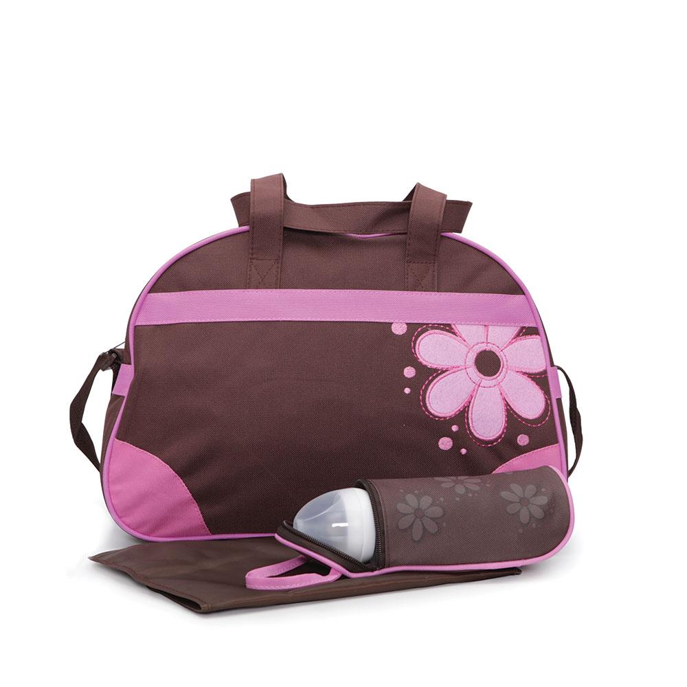 Geanta Pentru Mamici Mama Bag Flora