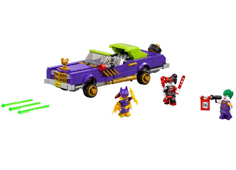 Joker si masina joasa Notorious (70906)