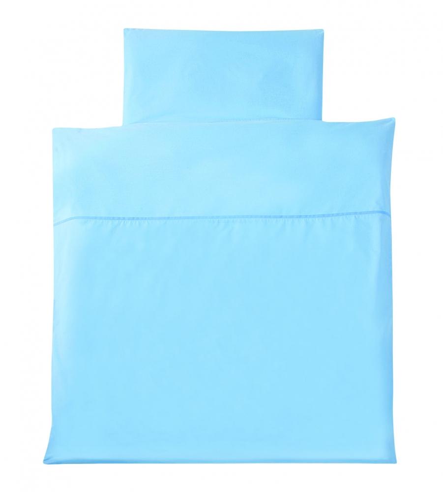 Lenjerie pat bleu 8080 cm