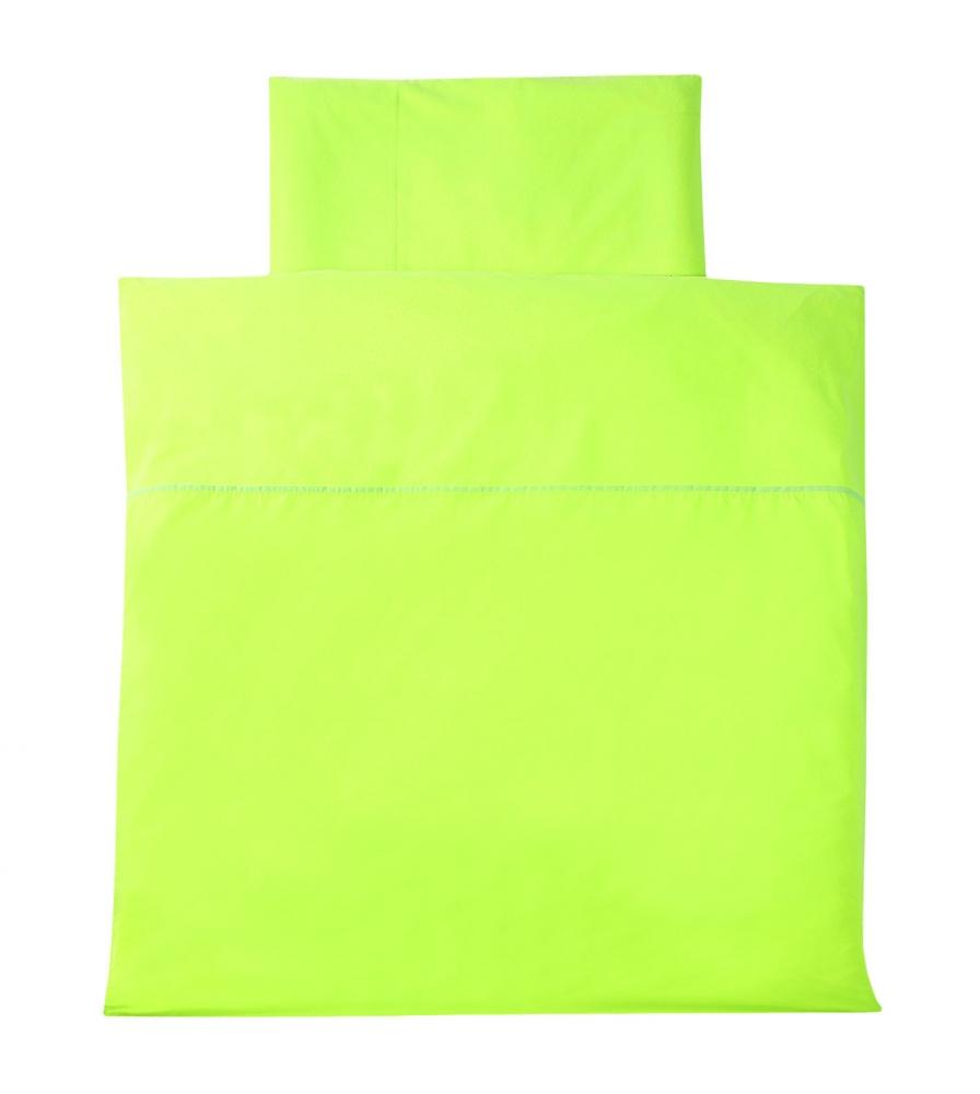 Lenjerie pat green 8080 cm