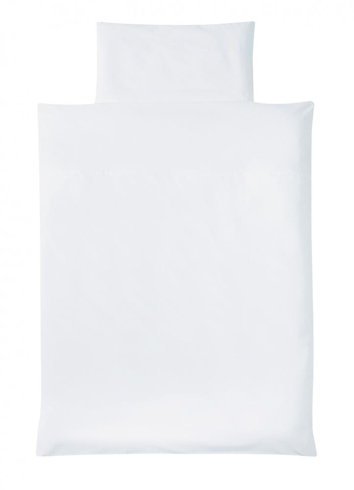 Lenjerie pat white 100135 cm
