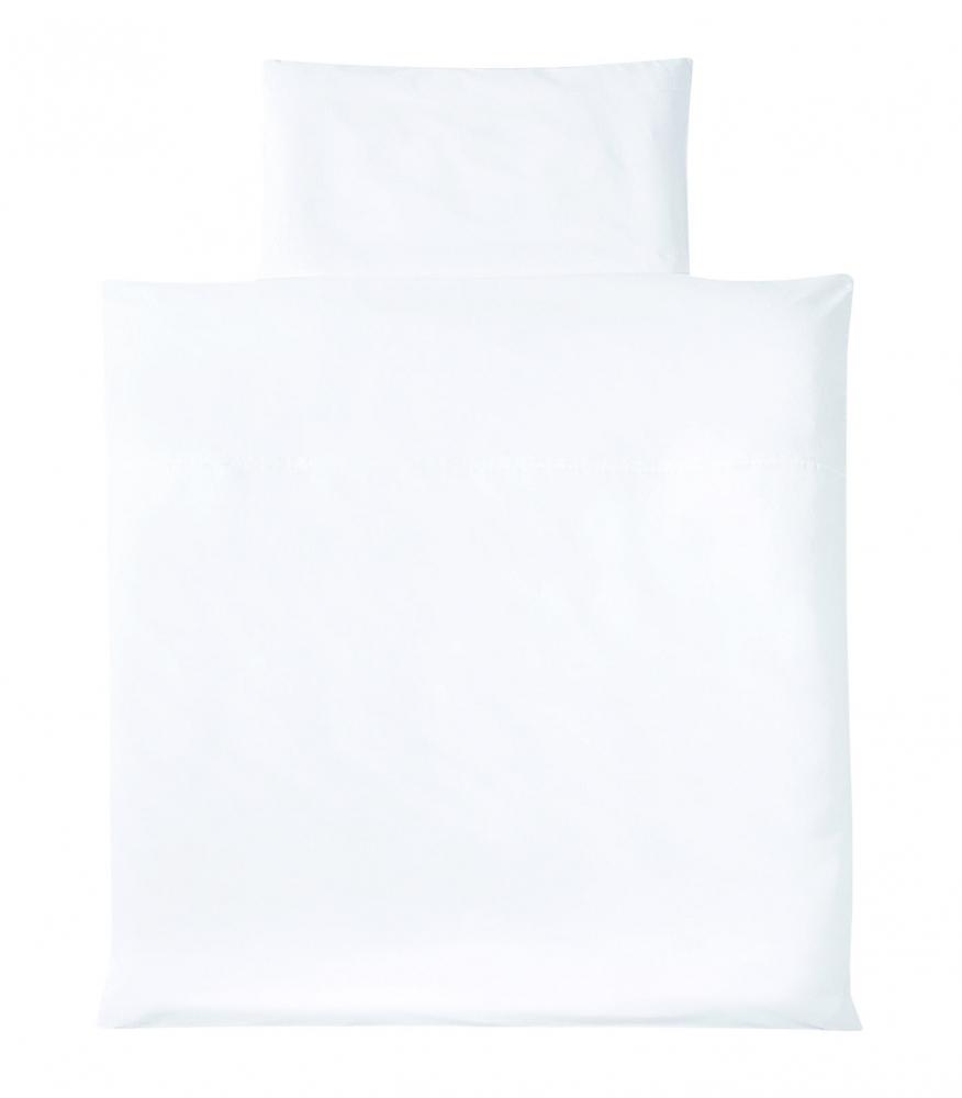 Lenjerie pat white 8080 cm