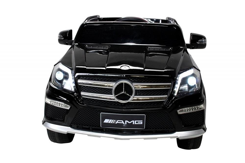 Masinuta electrica Chipolino SUV Mercedes Benz GL63 AMG black
