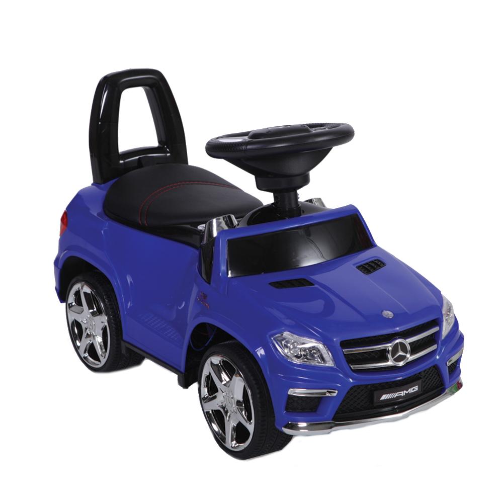 Masinuta Fara Pedale Mercedes Benz Gl63 Amg Blue