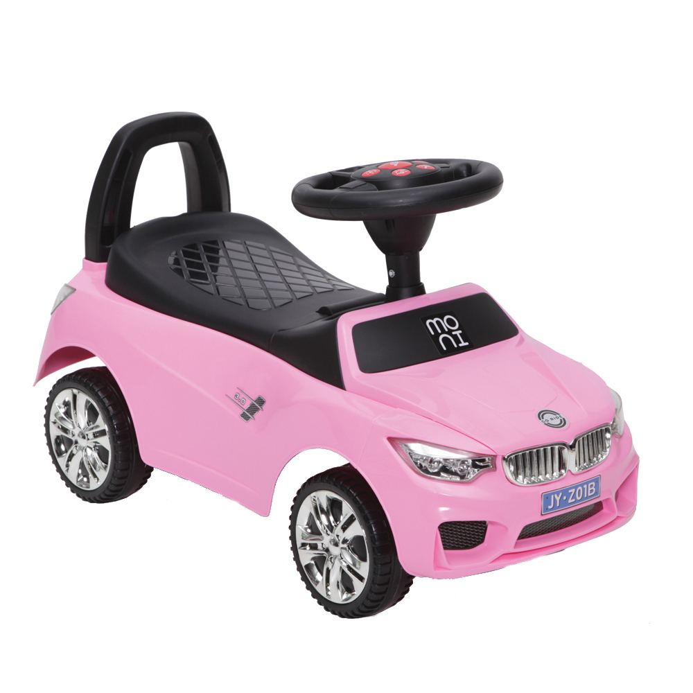 Masinuta fara pedale RideGo Model B Pink