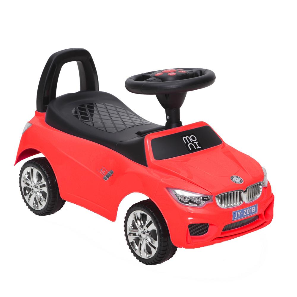 Masinuta fara pedale RideGo Model B Red