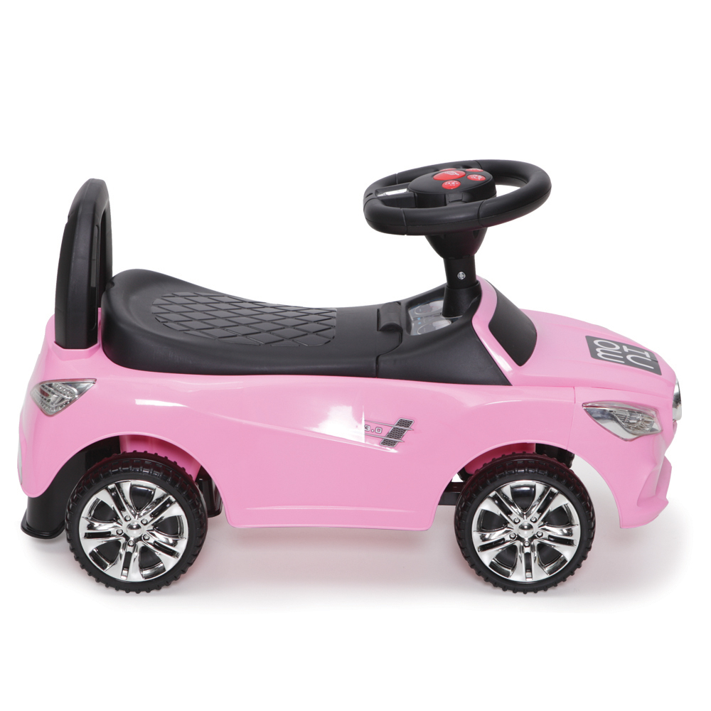 Masinuta fara pedale RideGo Model C Pink