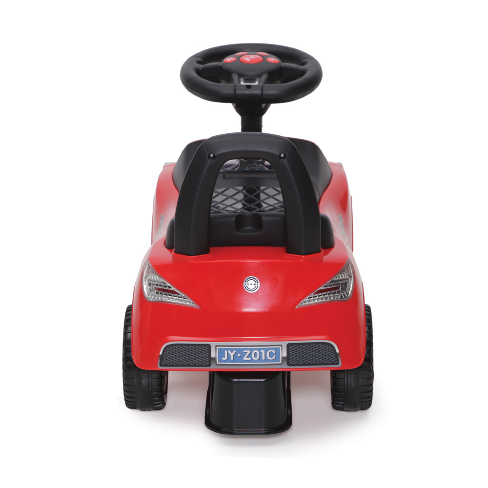 Masinuta fara pedale RideGo Model C Red