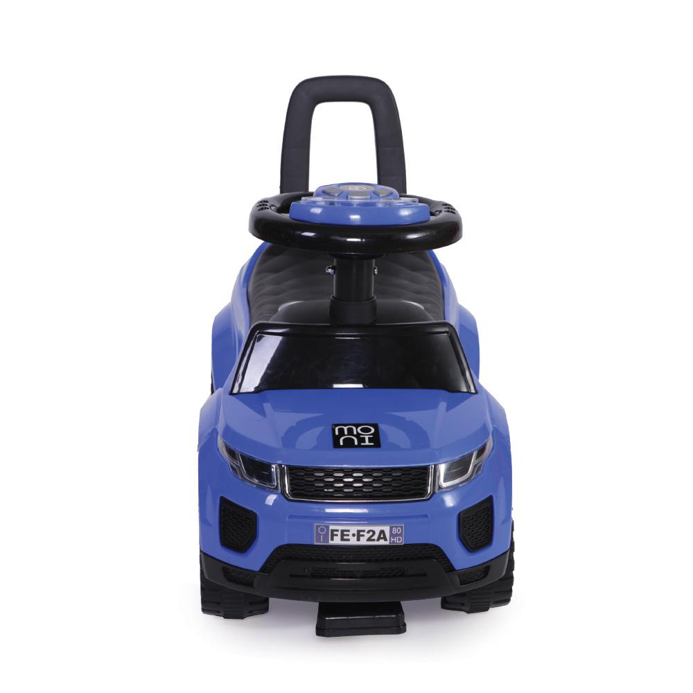 Masinuta fara pedale Sport Car Blue