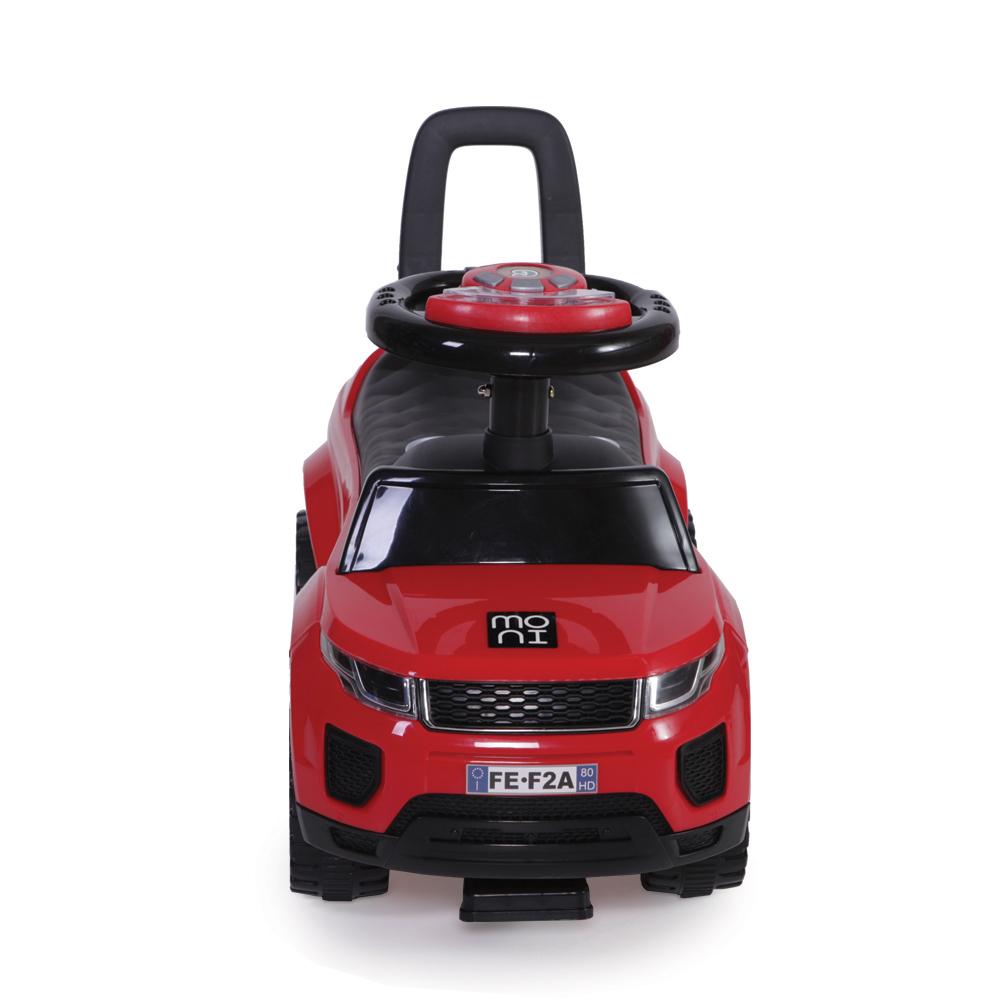 Masinuta fara pedale Sport Car Red
