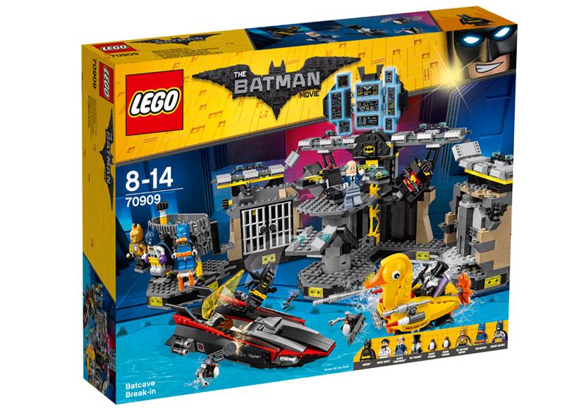 Patrunderea in Batcave (70909)