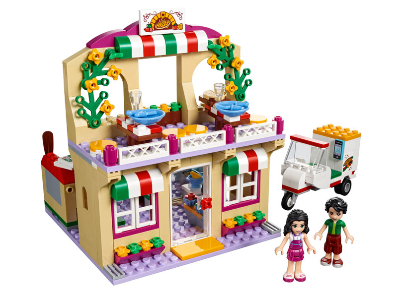 Pizzeria Heartlake (41311)
