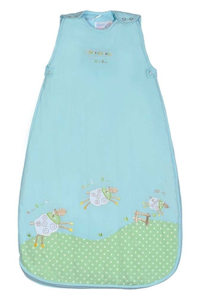 Sac De Dormit Counting Sheep 0-6 Luni 3.5 Tog