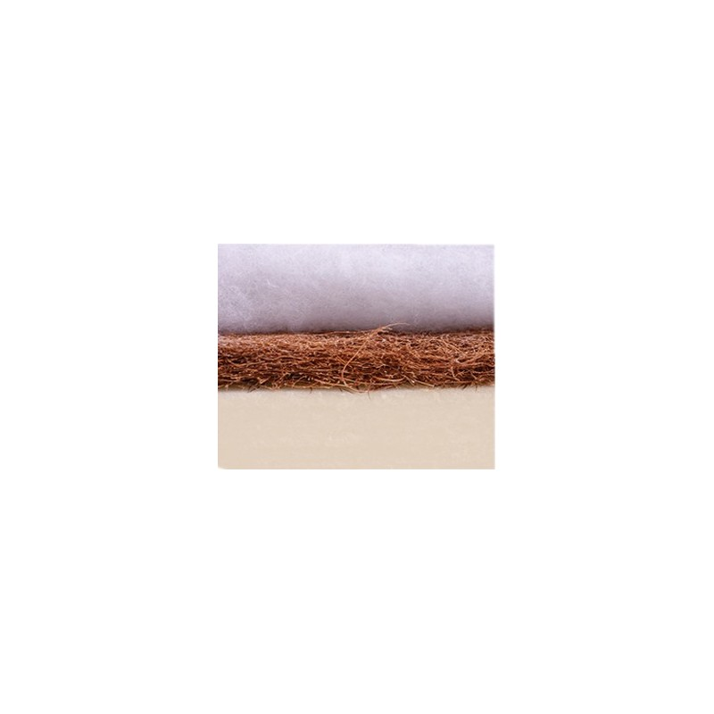 Saltea pentru patut Cocos Comfort Line 120x60x10 cm