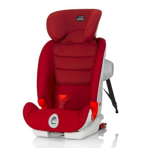 Scaun auto Advansafix III SICT Flame Red Romer 2017
