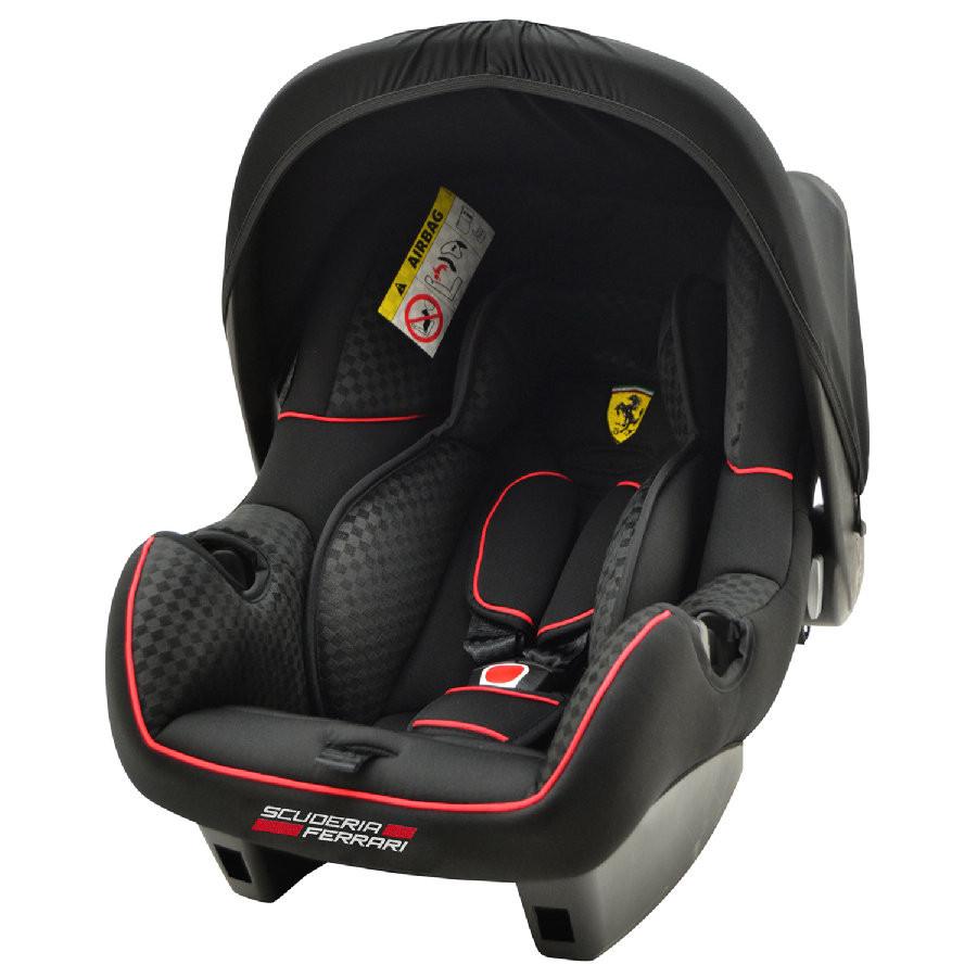 Scaun auto BeOne SP 0-13 kg Ferrari black