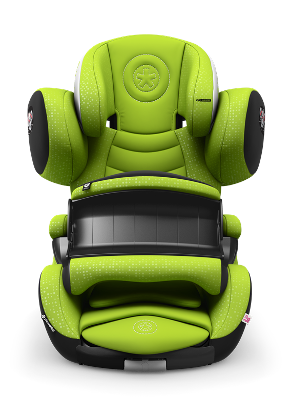 KIDDY Scaun auto Kiddy PhoenixFix 3 lime green Isofix