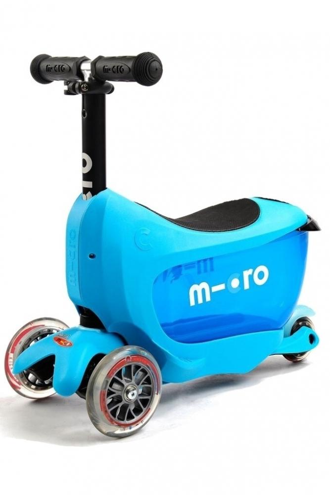 MICRO Trotineta Micro Mini2go Deluxe Blue