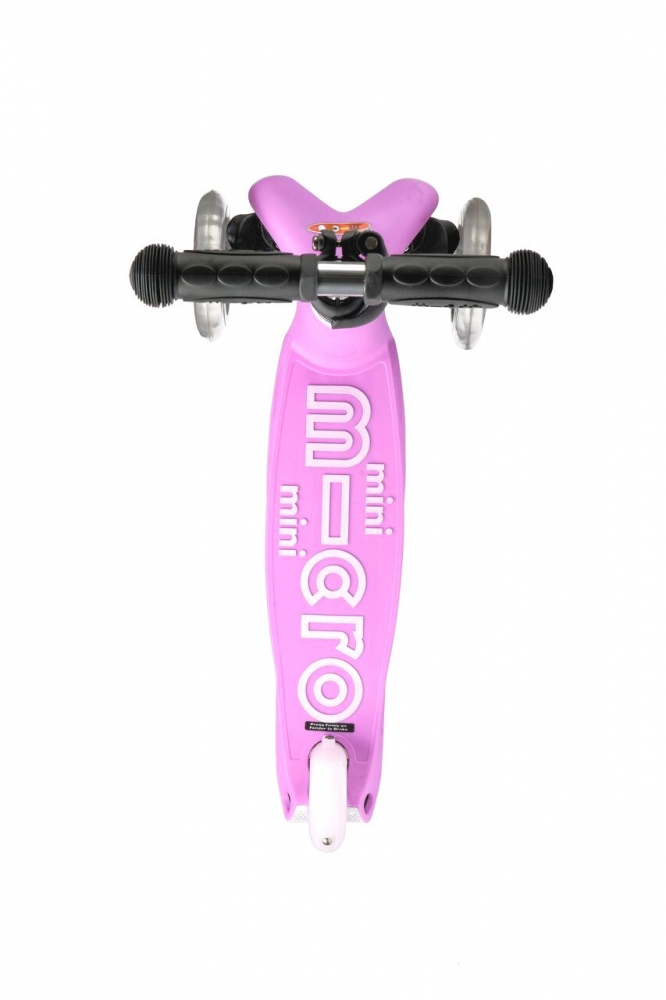 Trotineta Micro Mini2go Deluxe Pink imagine