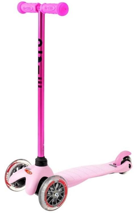 Trotineta Mini Micro Candy Pink