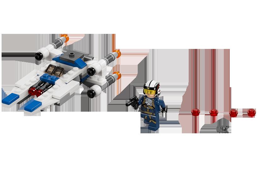 U-wing (75160)
