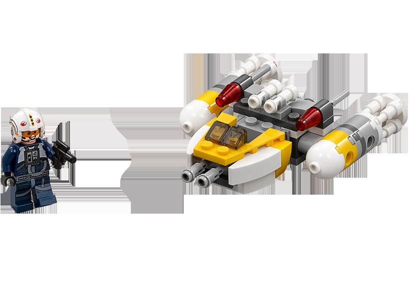 Y-wing (75162)